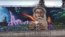 Lawrence mural