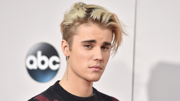 Justin Bieber becomes the second person to reach 100m Twitter followers