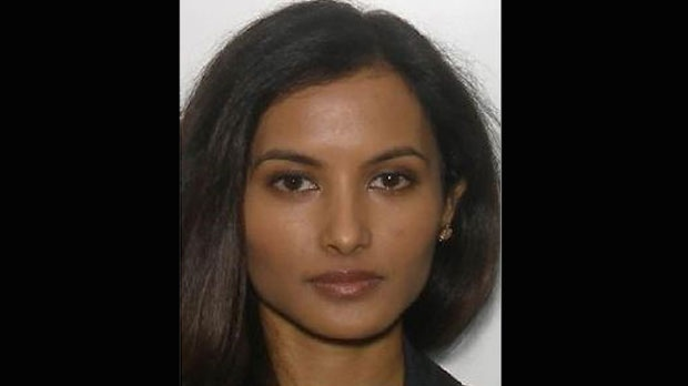 Rohinie Bisesar, 40, of Toronto, is seen in this undated photograph provided by Toronto police.