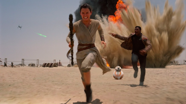 'Star Wars: The Force Awakens' Sets New Thursday Night Box Office Record