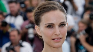 In this May 17, 2015 file photo, Natalie Portman poses for photographers during a photo call for the film A Tale of Love and Darkness, at the 68th international film festival, Cannes, southern France. (AP / Lionel Cironneau)
