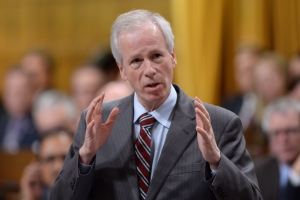 Foreign Affairs Minister Stephane Dion answers a question during Question Period in the House of Commons in Ottawa, on Monday, Dec. 7, 2015. THE CANADIAN PRESS/Sean Kilpatrick