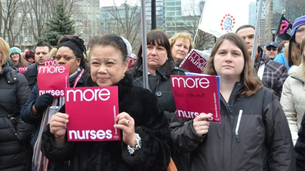 Ontario Nurses' Association