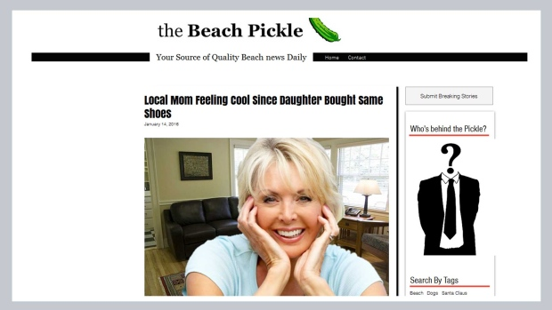The Beach Pickle