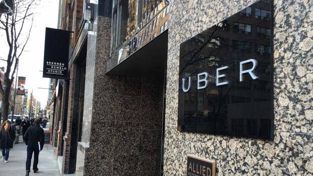 Uber Toronto Phone Number >> Uber isn't saying how many Canadians were affected by year ...