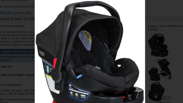 Bitrax Child Safety Inc., recall