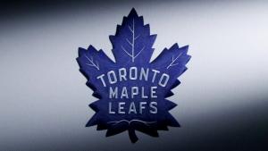 New Maple Leafs logo