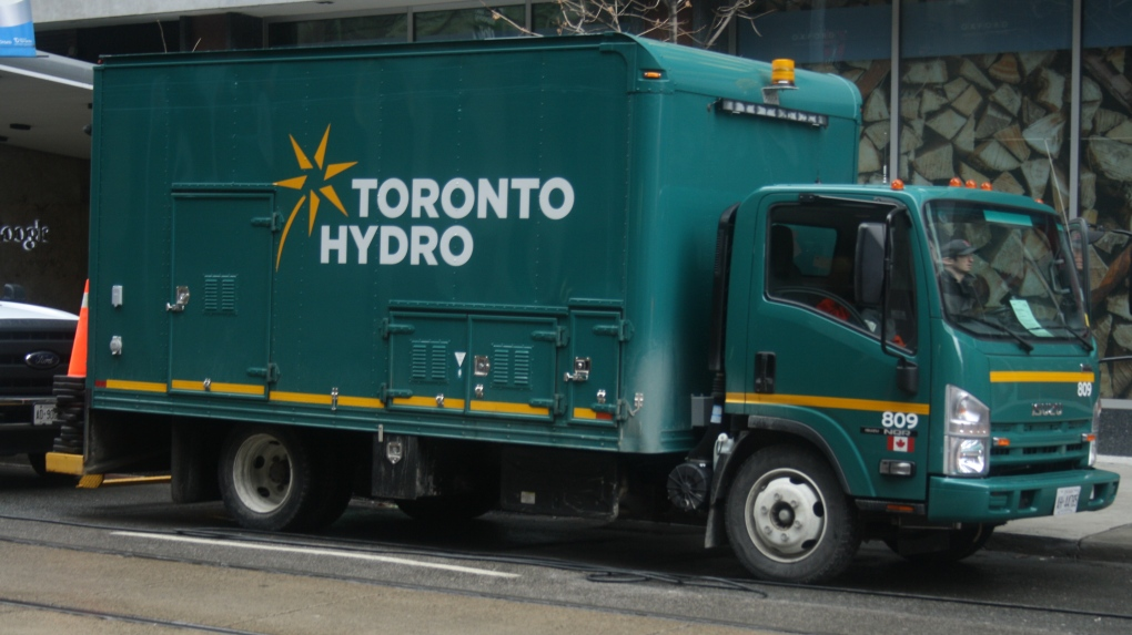 All Power Restored To 2 400 Customers Affected By Outage Toronto Hydro Cp24 Com