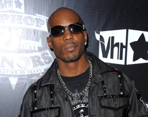 In this Sept. 23, 2009 photo, DMX arrives at the 2009 VH1 Hip Hop Honors at the Brooklyn Academy of Music, in New York.  (AP /Peter Kramer)