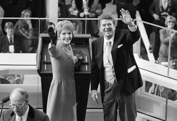 The love story of Ronald and Nancy Reagan