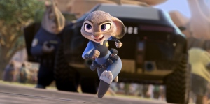 "Screenwriter and producer Gary L. Goldman sued Disney on Tuesday in a Los Angeles federal court alleging last year's animated blockbuster ""Zootopia"" copied a franchise he pitched the studio in 2000 and 2009 as a way to explore life in America through a society of civilized animals. (Disney via AP)"