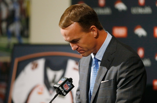 Peyton Manning Calls End of Football Career 'Just the Beginning'