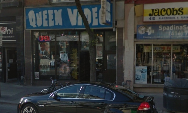 Queen Video shutting down its iconic Queen West store | CP24.com