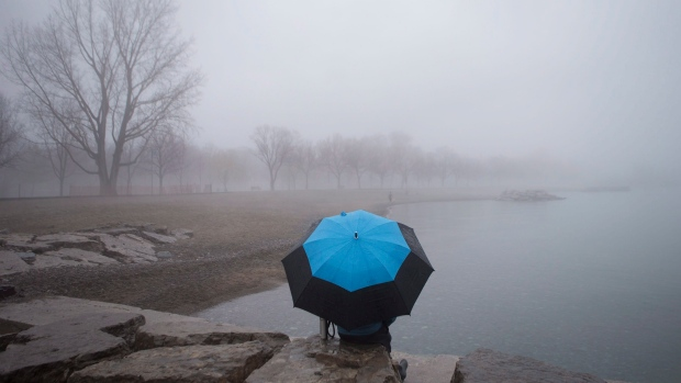 rain, Toronto