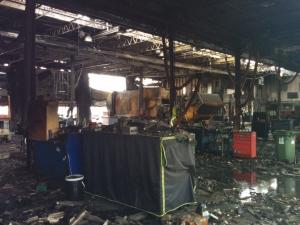 damage fire