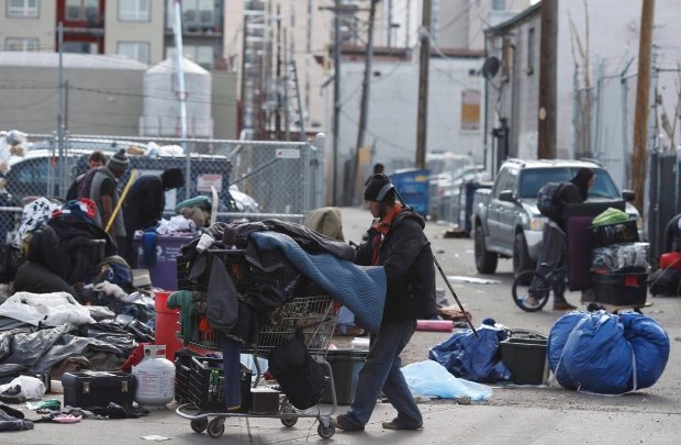 An analysis of the poverty in downtown davenport