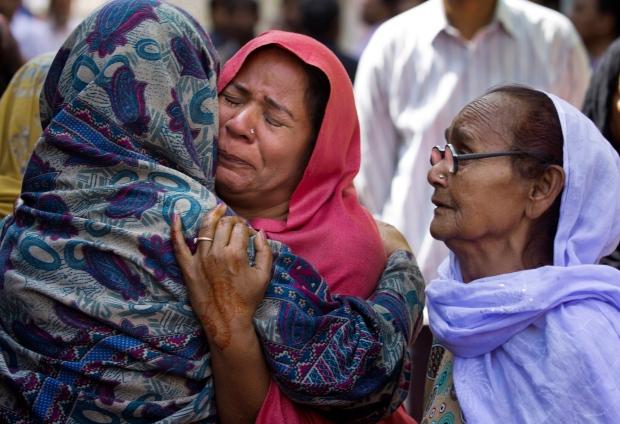 Pakistani Taliban likely sought to re-assert itself with Sunday blast