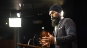 Jagmeet Singh, a lawyer and NDP MPP, was appointed deputy leader of the Ontario NDP in 2015. Singh first entered politics in 2011 when he decided to run in the 2011 federal election in the riding of Bramalea-Gore-Malton. He was ultimately defeated by Conservative candidate Bal Gosal but later that year, Singh was elected to represent the same area provincially. (Fred Lum/The Globe and Mail)