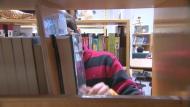 Library strike