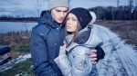Moose Knuckles jackets are pictured in this catalogue image from the company's website.