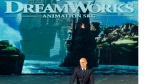 FILE - In this Thursday March 20, 2014, file photo, Jeffrey Katzenberg, CEO of DreamWorks Animation, speaks at the kickoff ceremony of Shanghai DreamCenter in Shanghai. Comcast is buying DreamWorks Animation, the film company behind the Shrek, Madagascar and Kung Fu Panda franchises, for approximately $3.55 billion, the companies announced Thursday, April 28, 2016. DreamWorks will become part of the Universal Filmed Entertainment Group, which includes Universal Pictures. Once the deal closes, Katzenberg will become chairman of DreamWorks New Media. He'll also serve as a consultant to NBCUniversal, a unit of Comcast Corp. (AP Photo/File)