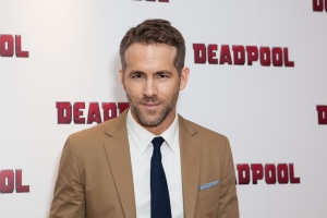 Actor Ryan Reynolds poses for photographers upon arrival at a fan screening of the film 'Deadpool', in central London, Thursday, Oct. 28, 2016. (Photo by Grant Pollard/Invision/AP)