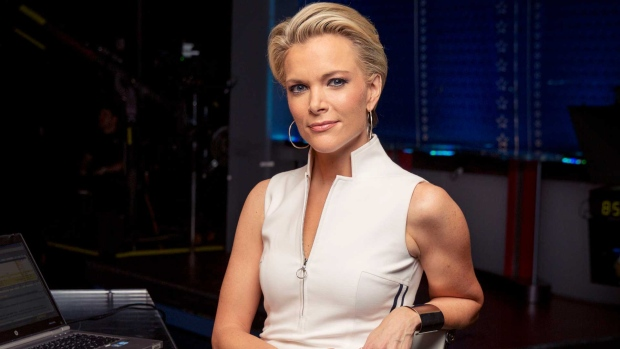 In this May 5, 2016 photo, Megyn Kelly poses for a portrait in New ...