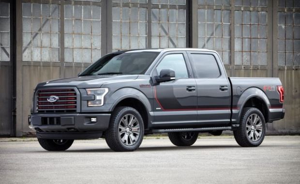 Ford's F-350 is the top choice for Canada's thieves