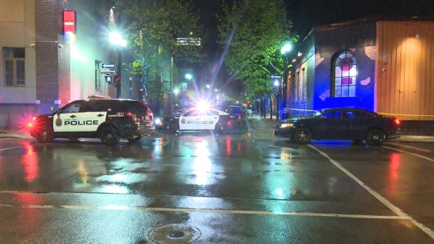 One person shot dead in downtown Hamilton | CP24 com