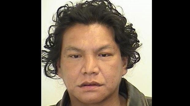 Ramsey Whitefish, 42, of Toronto, is seen in this undated photograph provided by Toronto police.