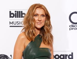 In this May 17, 2015 file photo, Celine Dion poses at the Billboard Music Awards in Las Vegas.  (Photo by Eric Jamison/Invision/AP, File)