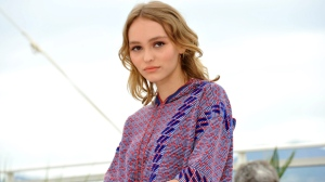Lily Rose Depp attending the La Danseuse photocall at the Palais Des Festivals in Cannes, France on May 13, 2016, as part of the 69th Cannes Film Festival. (IPA MilestoneMedia/PA Images)