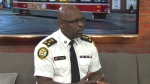 Police Chief Mark Saunders