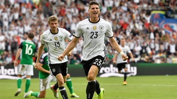 عنمشاهدة مباراة المانيا وايرلندا الشماليةان