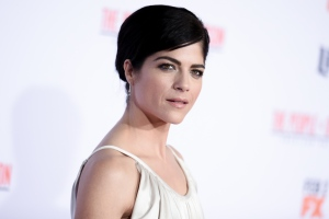 "In this Wednesday, Jan. 27, 2016 file photo, actress Selma Blair attends the LA Premiere of ""'American Crime Story: The People v. O.J. Simpson"" at Westwood Village Theatre on in Los Angeles. (Photo by Richard Shotwell/Invision/AP, File)"