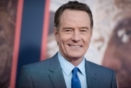 """FILE - In this May 10, 2016, file photo, Bryan Cranston attends the LA Premiere of """"All The Way"""" held at Paramount Pictures Studios in Los Angeles. Cranston announced on Twitter June 21, 2016, that he'll play Zordon in an upcoming """"Power Rangers"""" film. (Photo by Richard Shotwell/Invision/AP, File)"""