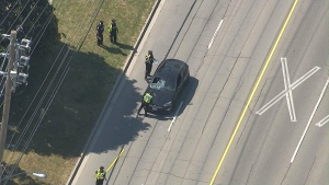 Teen struck Etobicoke