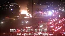 Highway 400 crash