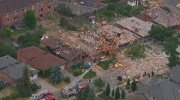 Mississauga home explosions