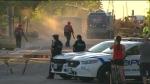 Mississauga explosion perimeter