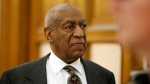 In this May 24, 2016 file photo, Bill Cosby departs the Montgomery County Courthouse after a preliminary hearing, in Norristown, Pa. (AP Photo/Matt Rourke, Pool)