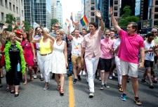 Trudeau, Wynne, Tory