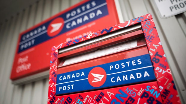 Canada Post strike  Image
