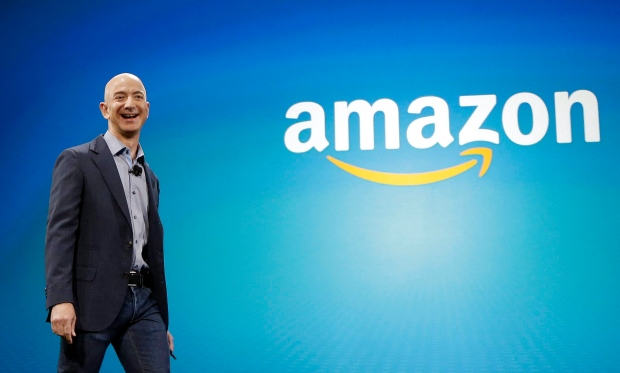 Amazon's Jeff Bezos gets cameo in new 'Star Trek' film