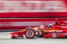 New Zealand's Scott Dixon drives his way to winning pole position during qualifying rounds for the Honda Indy in Toronto on Saturday, July 16, 2016. THE CANADIAN PRESS/Mark Blinch