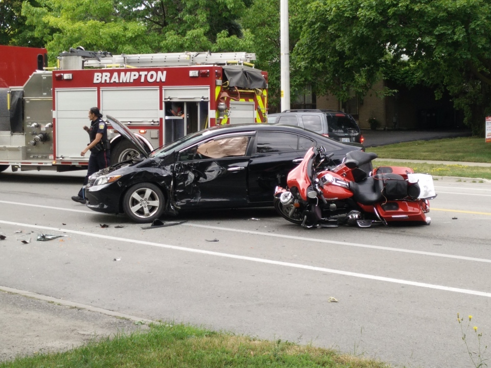 Year Old Dies In Car Accident Brampton