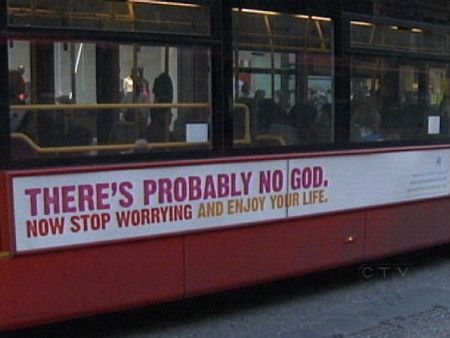 Athiest ad campaign