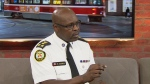 Toronto Police Chief Mark Saunders is pictured.