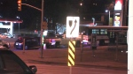 TTC, bus, crash