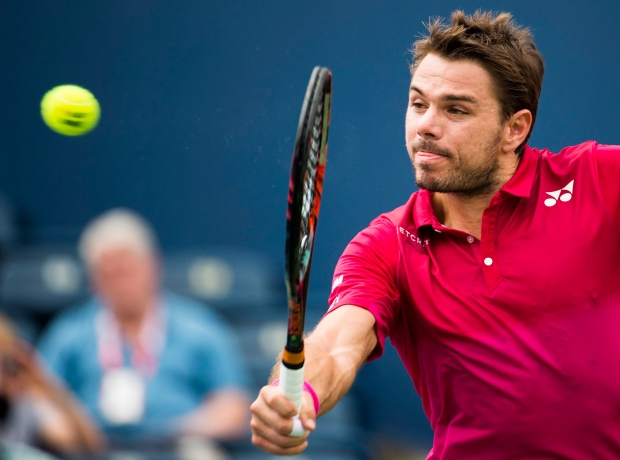 Nishikori, Wawrinka advance to Rogers Cup semifinals